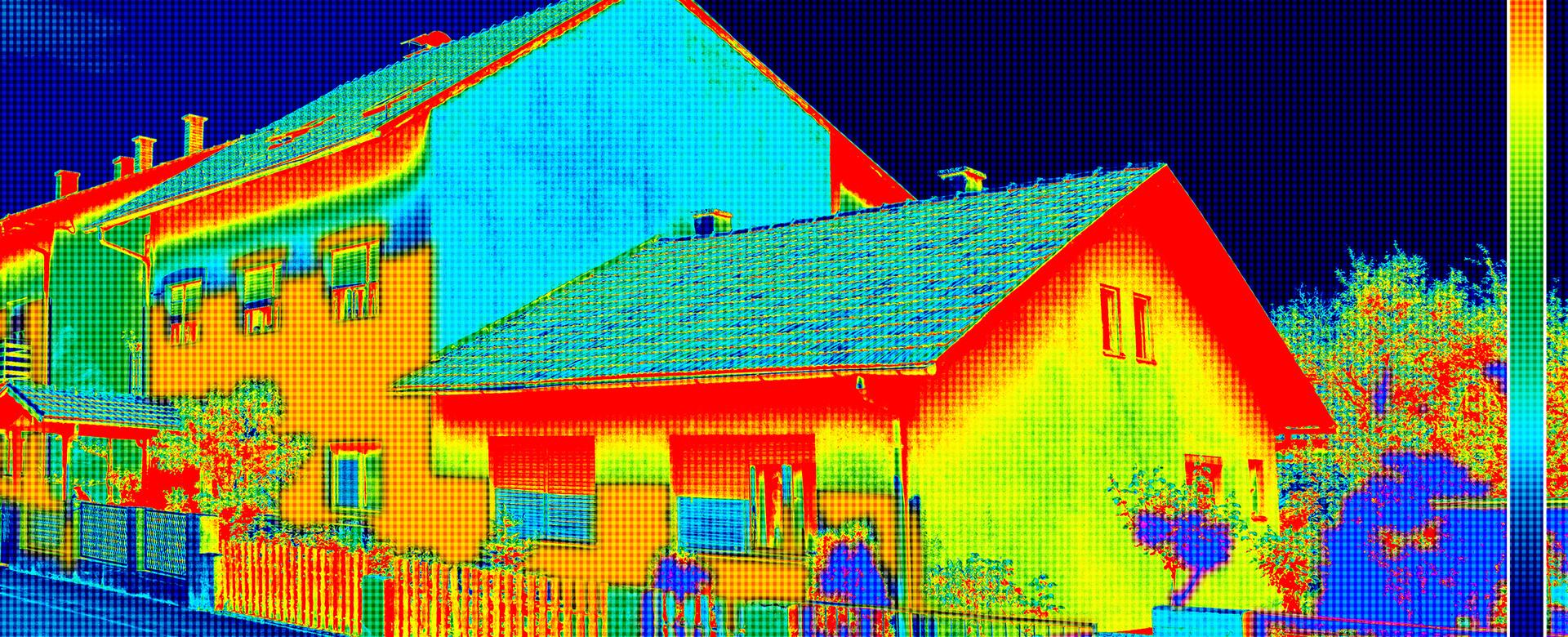 Thermal Imaging Vancouver, Building Thermal Imaging BC